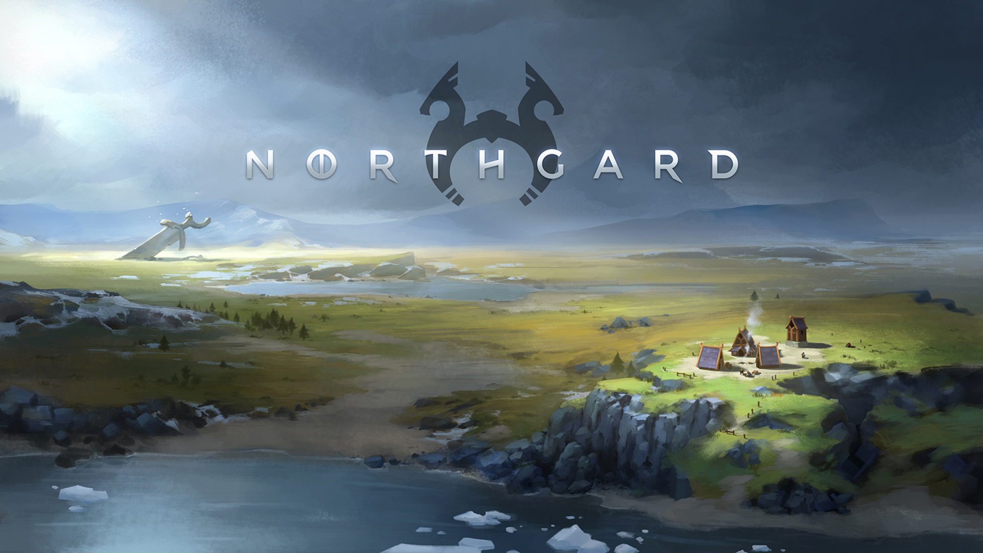 northgard Title Screen