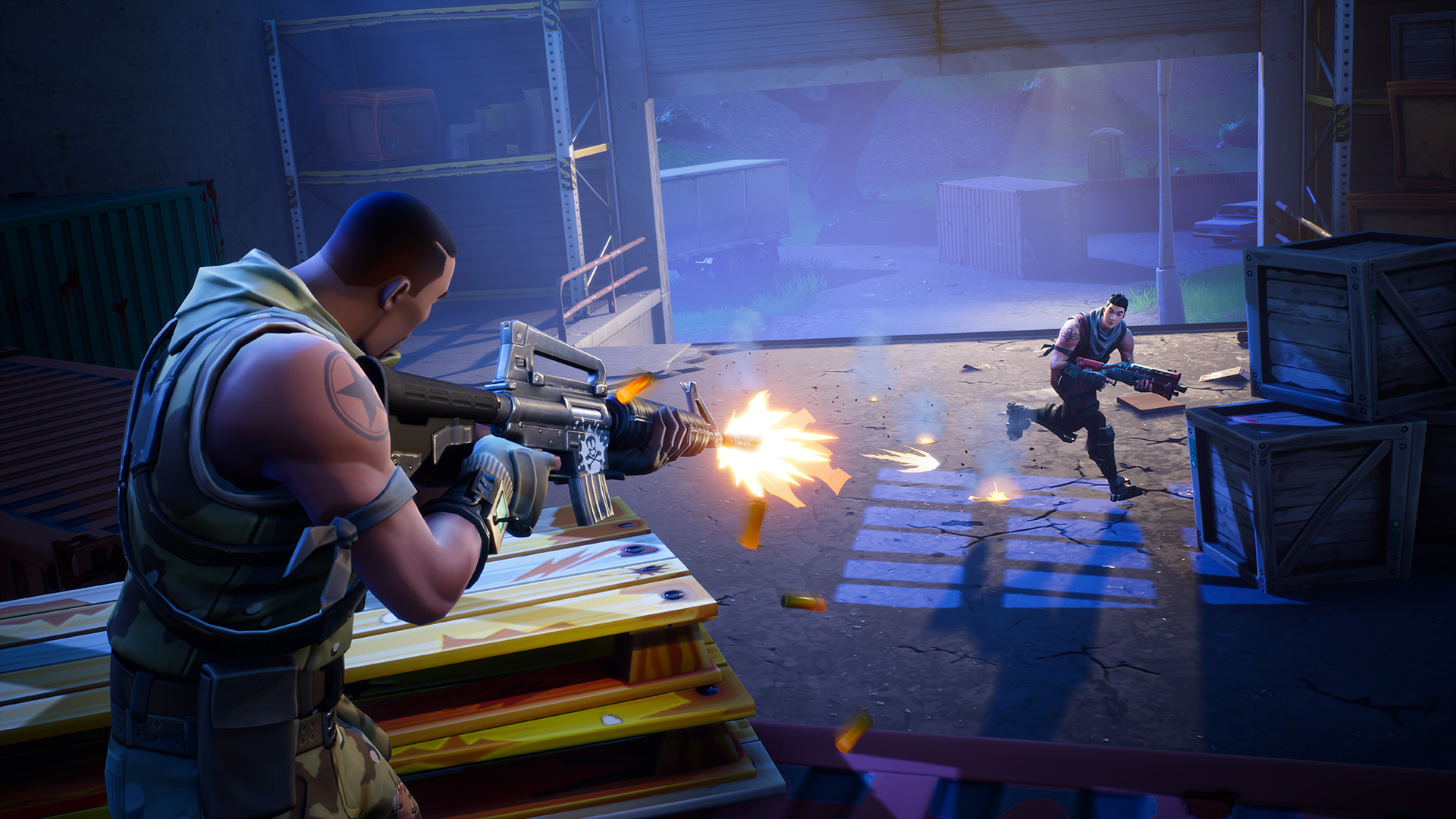 battle royale conflict Pubg rails against fortnite battle royale for obvious conflict of interest with  epic games it is said that imitation is the sincerest form of.