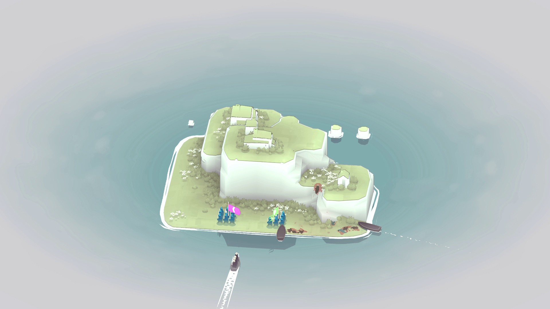 "Bad North Review "" ce More Unto the Beach"" Voxel Voice"