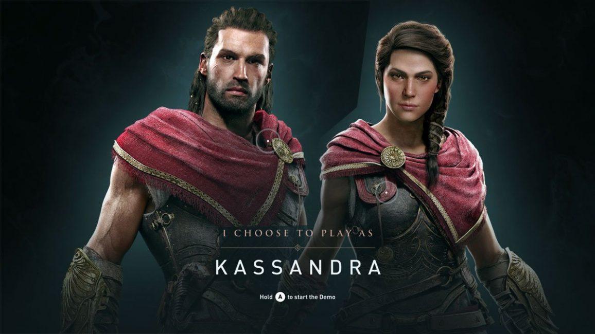 Assassins Creed Odyssey impressions: kick backwards into
